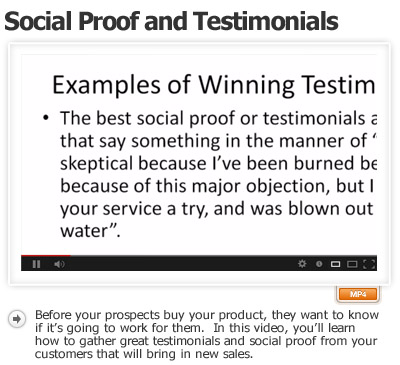 Removing More Skepticism With Social Proof