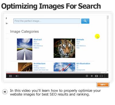 SEO Optimizing Images