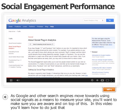 Track Social Engagement Performance